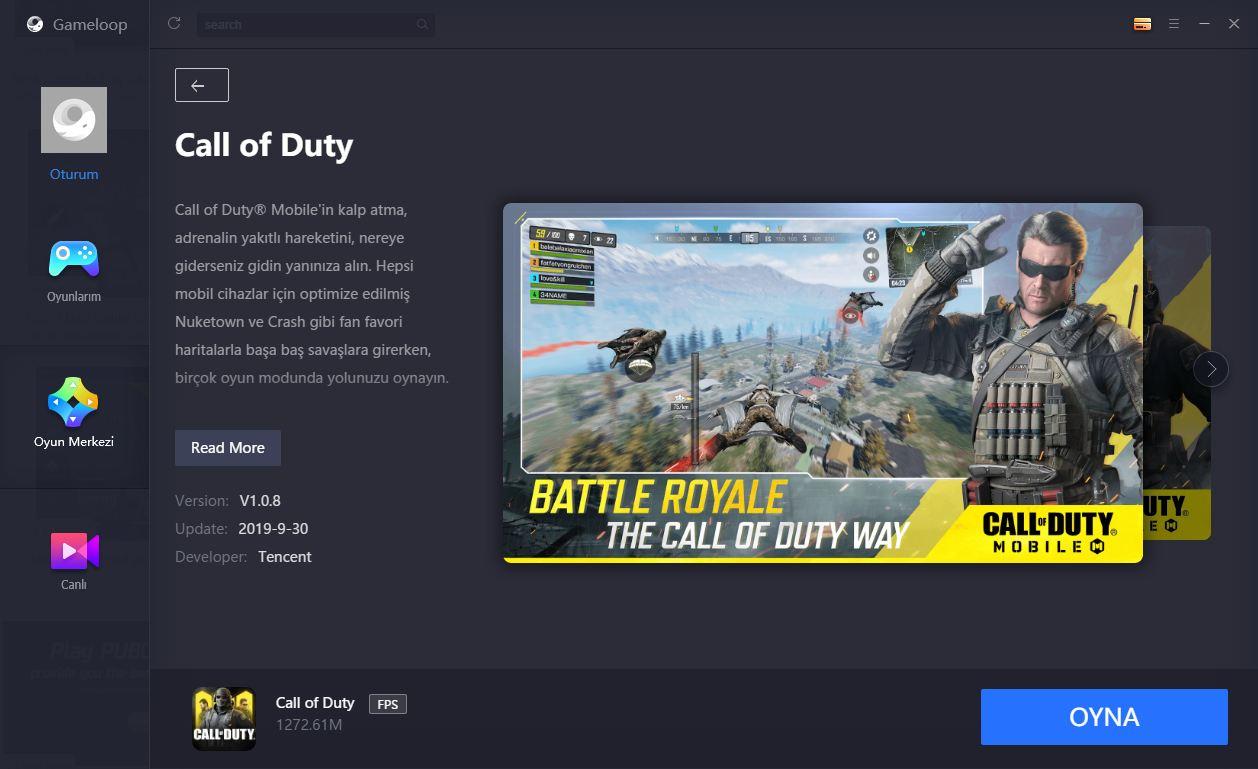 Call Of Duty Mobile Bilgisayarda Nasıl Oynanır?