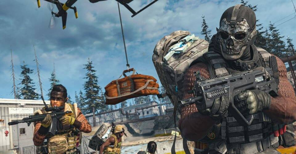 Call of Duty Warzone Plunder modu