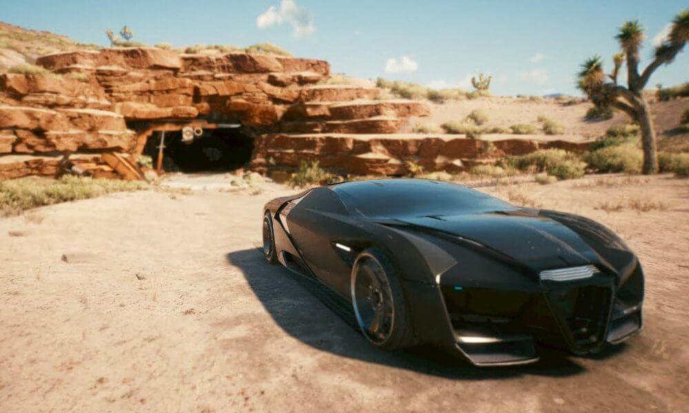 Cyberpunk 2077 En Hızlı Arabalar