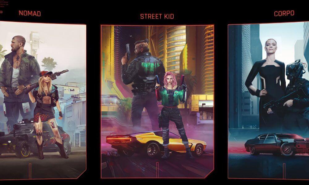 Cyberpunk 2077 Lifepath Rehberi