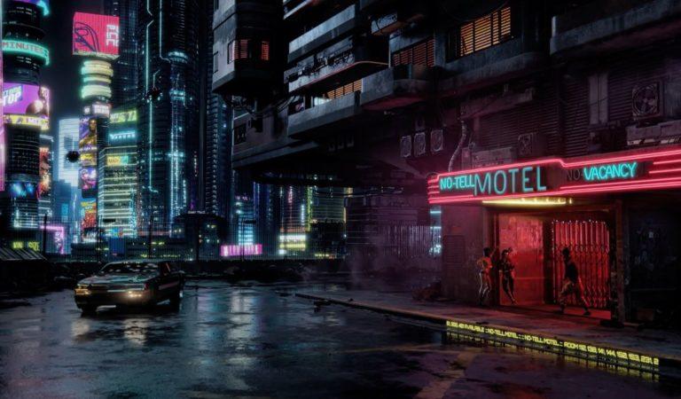 Cyberpunk 2077'nin Ödüllü Fotoğraf Yarışması Başladı