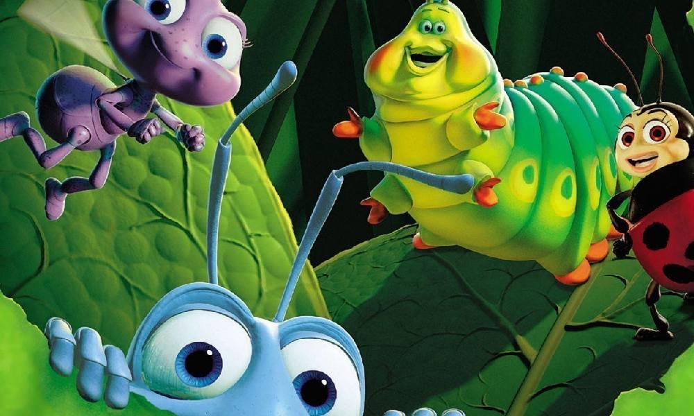 En Iyi 10 Pixar Filmi Bir Bocegin Yasami