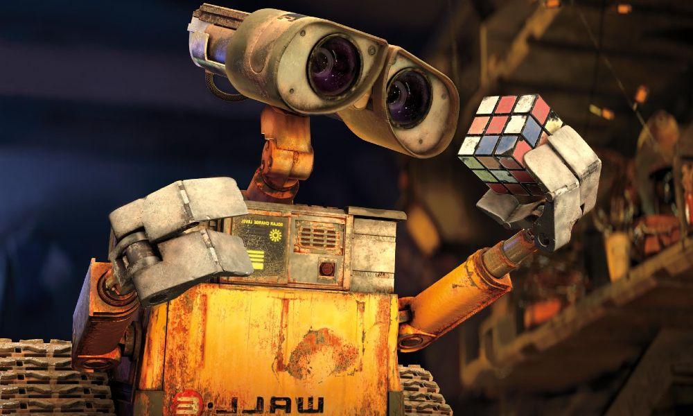 En İyi 10 Pixar Filmi Wall-E