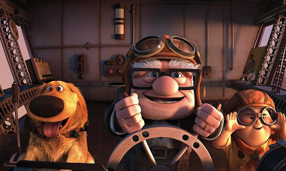 En Iyi 10 Pixar Filmi up