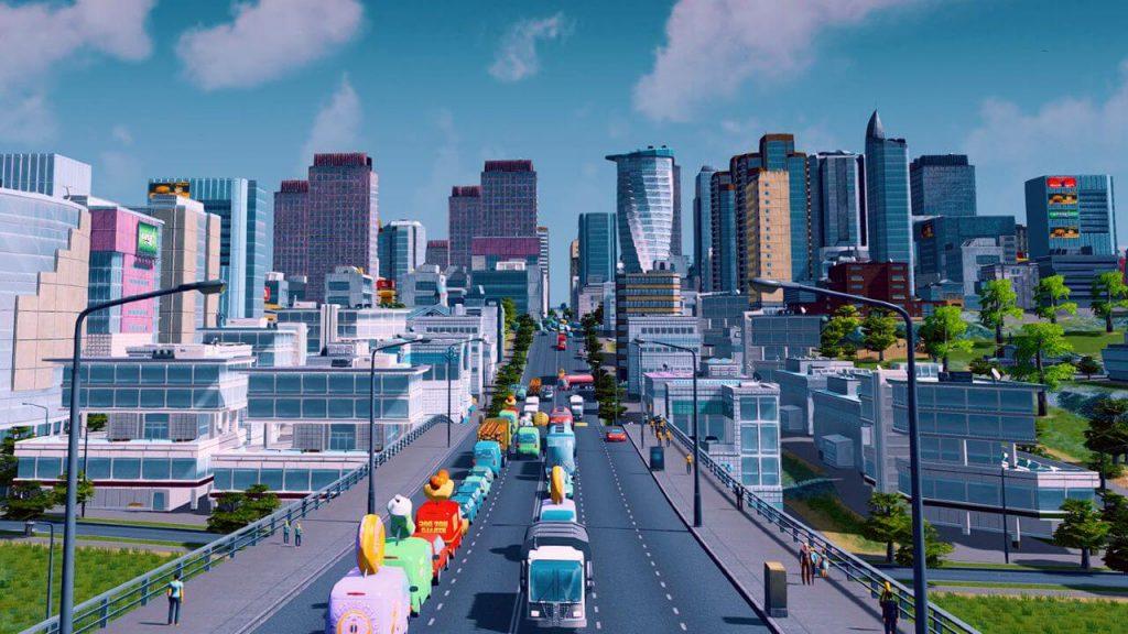 En iyi Cities Skylines modları