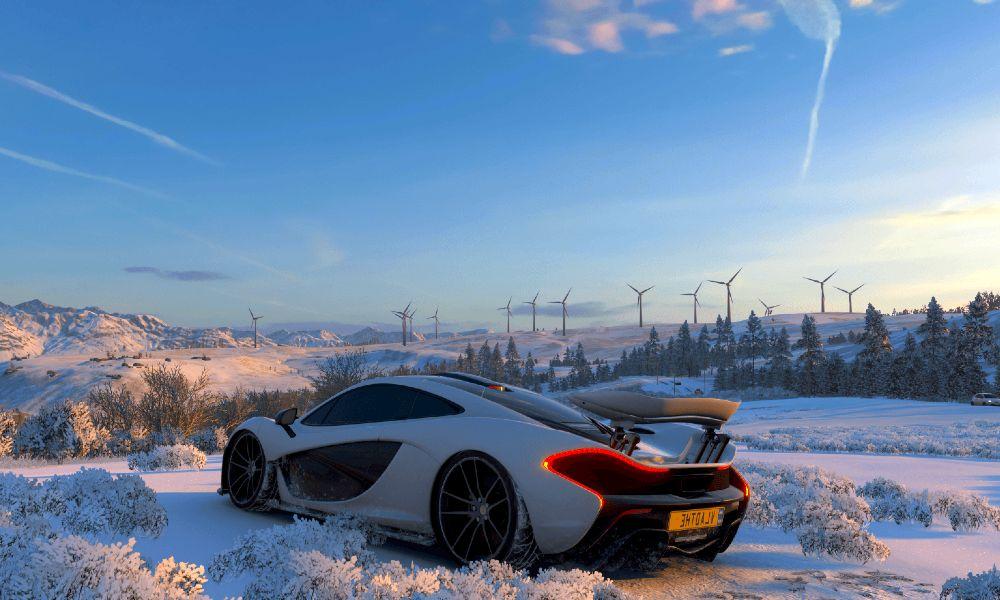 Forza Horizon 5 Araba Listesi