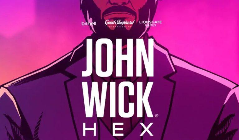 John Wick oyununun çıkış tarihi açıklandı