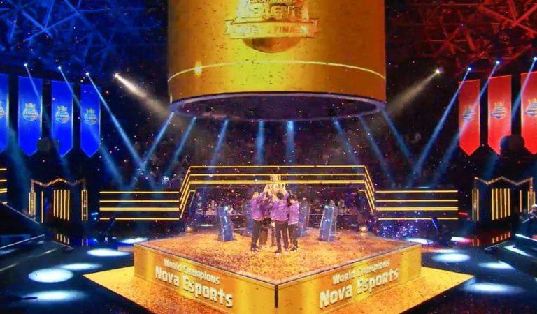Nova Esports, Clash of Clans Dünya Şampiyonu Oldu