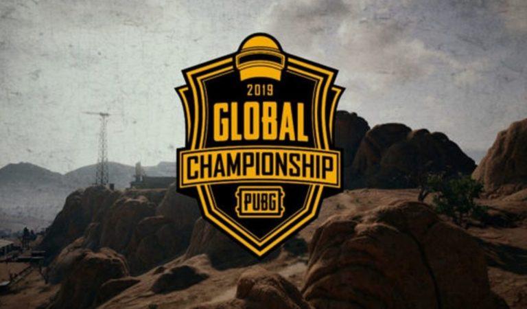 PUBG Global Championship 2019 Gruplar Belli Oldu