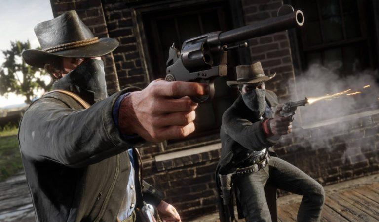 Red Dead Redemption 2 PC Sürümünden Ekran Görüntüleri Geldi