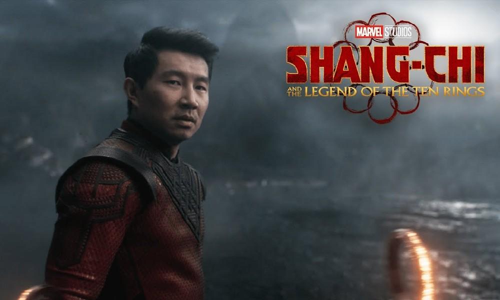 Shang-Chi'den bir sahne yayınlandı