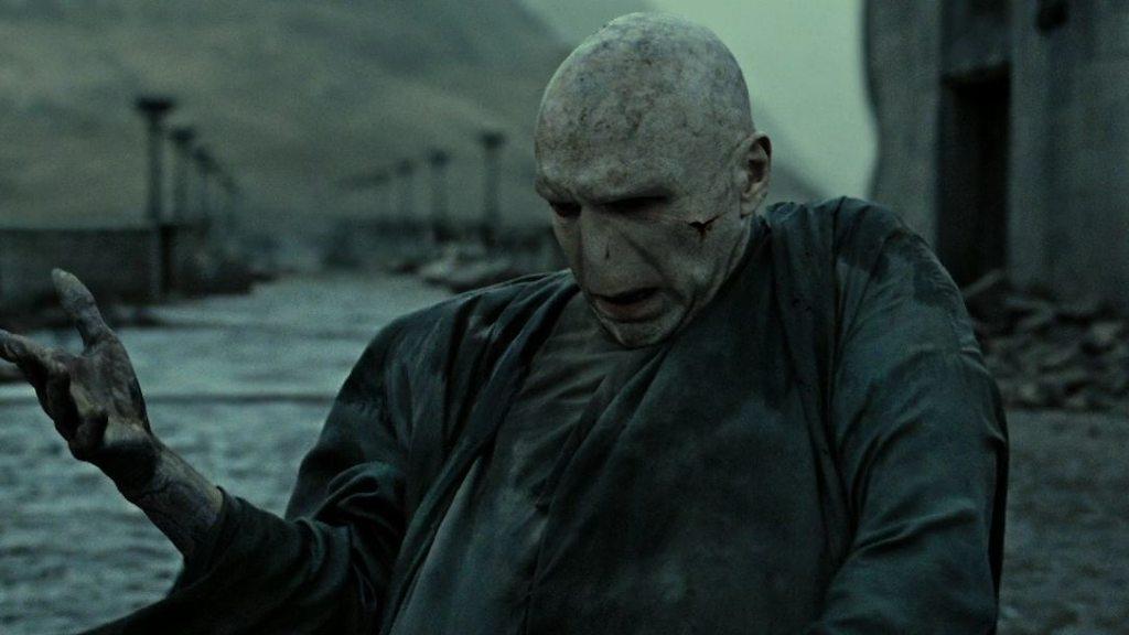 Voldemort'un son sözleri neydi?