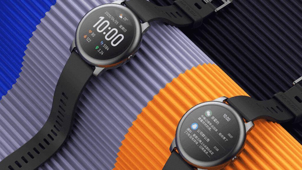 Xiaomi Destekli Akıllı Saat Haylou Solar