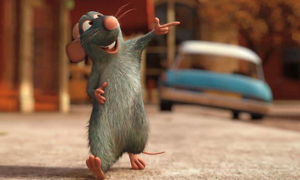 en iyi 10 pixar filmi Ratatuy